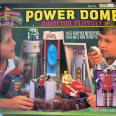 Figuras y Muñecos Power Rangers: POWER RANGERS DOME MORPHIN PLAYSET. Lote 166135176