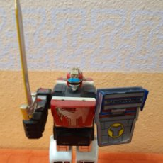Figuras y Muñecos Power Rangers: TRANSFORMER DX TURBO ROBOT POWER RANGER TURBORANGER VINTAGE. Lote 166212532