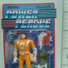 Figuras y Muñecos Power Rangers: POWER RANGER BOOTLEG AMARILLO RANGERS. Lote 166326561