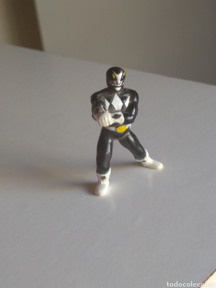 Figuras y Muñecos Power Rangers: Power Ranger negro - Foto 3 - 195013125