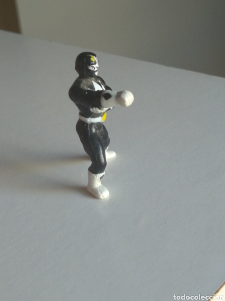 Figuras y Muñecos Power Rangers: Power Ranger negro - Foto 4 - 195013125