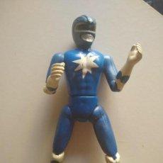 Figuras y Muñecos Power Rangers: POWER RANGER AZUL AÑOS 90. Lote 168303380