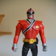 Figuras y Muñecos Power Rangers: SUPER SAMURAI BANDAI 2010 MIGHTY MORPHIN POWER RANGERS AUTO MORPHIN FIGURA . Lote 170261776