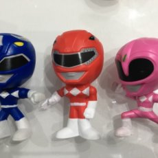 Figuras y Muñecos Power Rangers: POWER RANGERS BURGUER KING. Lote 170881592