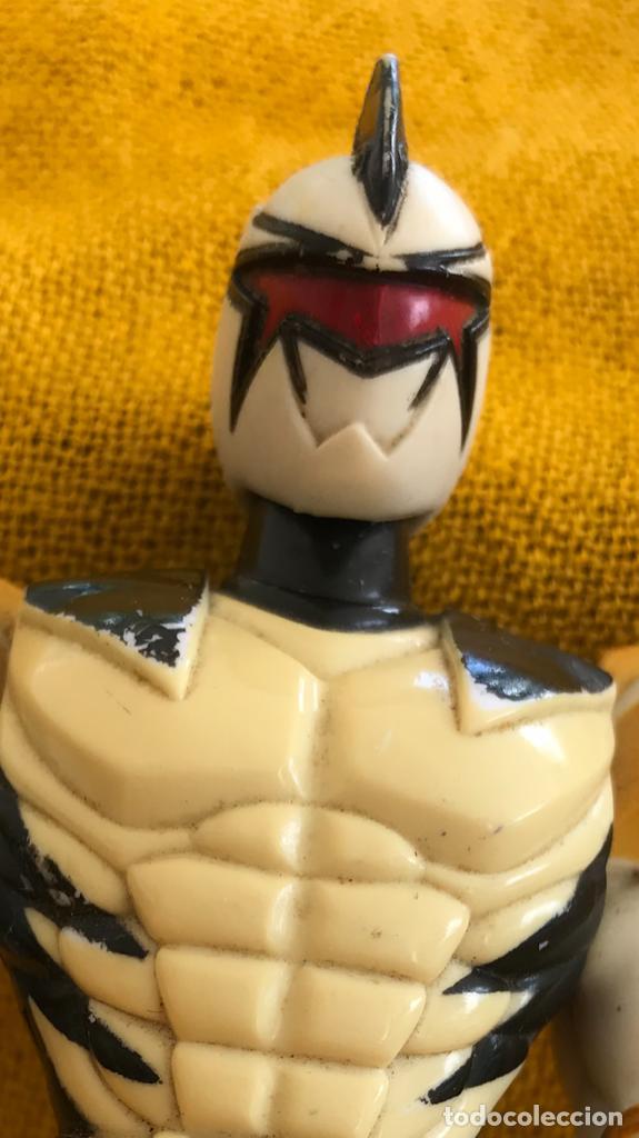 Figuras y Muñecos Power Rangers: ranger blanco 2003 dificil power ranger white articulado bandai 70305 ver fotos - Foto 4 - 171242194