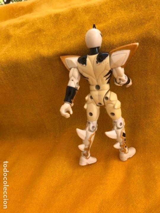 Figuras y Muñecos Power Rangers: ranger blanco 2003 dificil power ranger white articulado bandai 70305 ver fotos - Foto 8 - 171242194