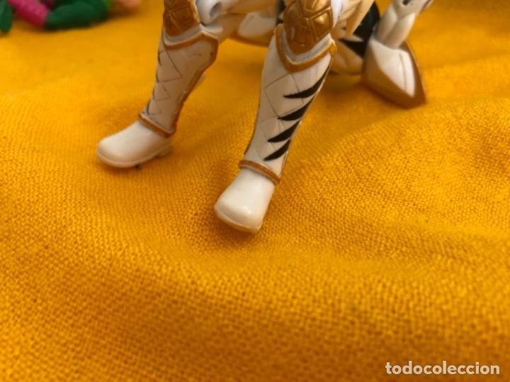 Figuras y Muñecos Power Rangers: ranger blanco 2003 dificil power ranger white articulado bandai 70305 ver fotos - Foto 14 - 171242194