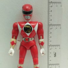 Figuras y Muñecos Power Rangers: FIGURA DE ACCIÓN POWER RANGER ROJO RANGERS. Lote 172068359