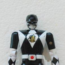 Figuras y Muñecos Power Rangers: FIGURA POWER RANGERS NEGRO AUTO MORPHIN 1993 BANDAI . Lote 174103669