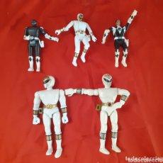 Figuras y Muñecos Power Rangers: LOTE POWER RANGERS. Lote 174154132