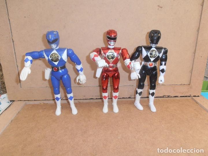 FIGURA ARTICULADA POWER RANGER - BANDAI (Juguetes - Figuras de Acción - Power Rangers)