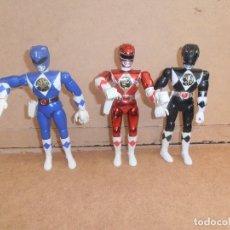 Figuras y Muñecos Power Rangers: FIGURA ARTICULADA POWER RANGER - BANDAI. Lote 174437239
