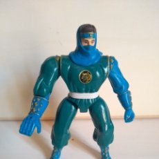 Figuras y Muñecos Power Rangers: POWER RANGERS NINJA AZUL - BILLY - LOBO - BANDAI 1995 - KARATE ACTION. Lote 175126250