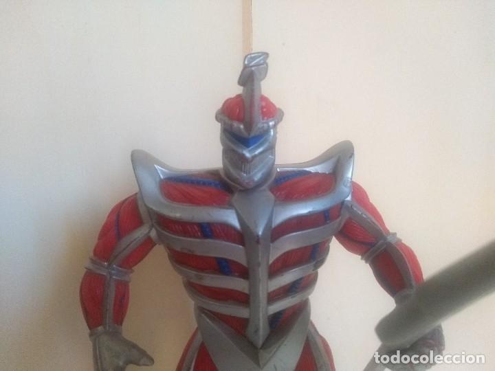 Figuras y Muñecos Power Rangers: POWER RANGERS - LORD ZEDD - BANDAI 1995 - CON VOZ - RARO - Foto 2 - 117387699