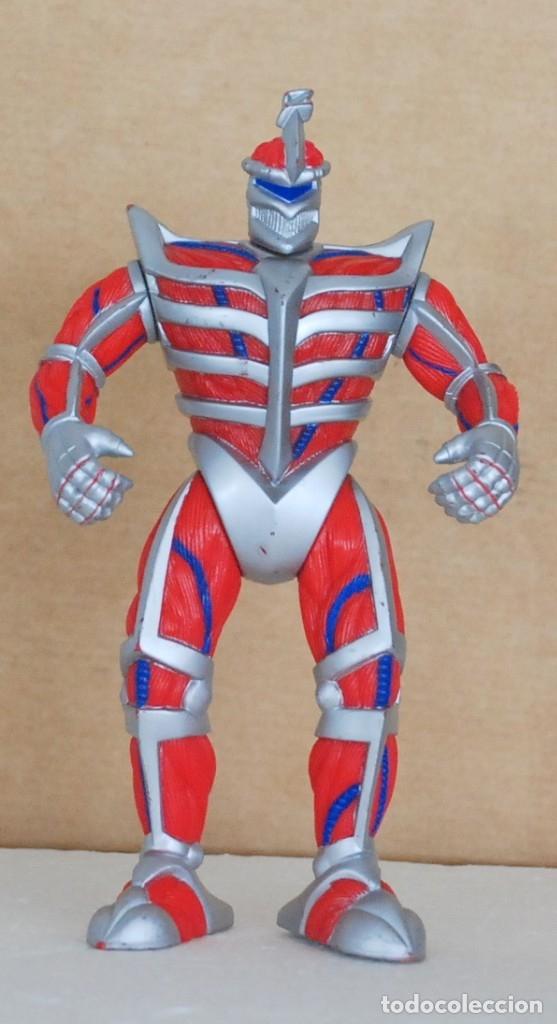 FIGURA POWER RANGERS LORD ZEDD 1995 BANDAI - CON VOZ FUNCIONA. 20CM (Juguetes - Figuras de Acción - Power Rangers)