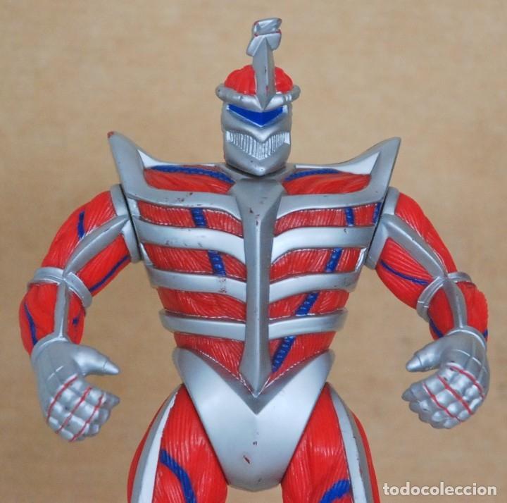 Figuras y Muñecos Power Rangers: FIGURA POWER RANGERS LORD ZEDD 1995 BANDAI - CON VOZ FUNCIONA. 20CM - Foto 2 - 176291817
