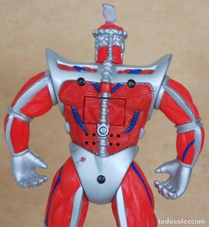 Figuras y Muñecos Power Rangers: FIGURA POWER RANGERS LORD ZEDD 1995 BANDAI - CON VOZ FUNCIONA. 20CM - Foto 4 - 176291817