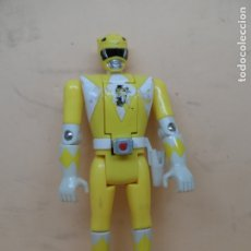 Figuras y Muñecos Power Rangers: FIGURA POWER RANGERS POWER RANGER AMARILLO 1993 BANDAI. Lote 176340673
