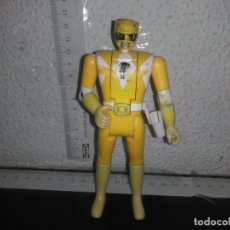 Figuras y Muñecos Power Rangers: MUÑECO FIGURA POWER RANGER AMARILLO BANDAI 93. Lote 176387170