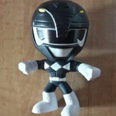 Figuras y Muñecos Power Rangers: BURGUER KING POWER RANGERS BLACK NEGRO. Lote 176503192