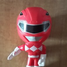 Figuras y Muñecos Power Rangers: BURGUER KING POWER RANGERS RED ROJO. Lote 176503873