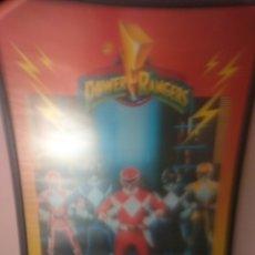 Figuras y Muñecos Power Rangers: CARTEL GRANDE DE POWER RANGER . Lote 178345331