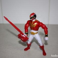 Figuras y Muñecos Power Rangers: POWER RANGER ROJO. Lote 178354976