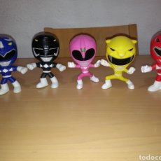 Figuras y Muñecos Power Rangers: POWER RANGERS PROMOCIONAL BURGER KING.. Lote 178558522