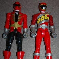Figuras y Muñecos Power Rangers: LOTE DE DOS POWER RANGER DE 31 CM. Lote 178730666