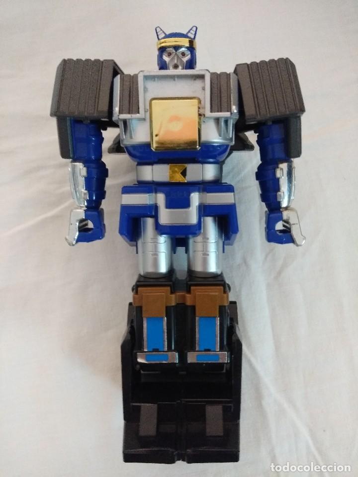 ROBOT BOOTLEG TRANSFORMERS POWER RANGERS. (Juguetes - Figuras de Acción - Power Rangers)