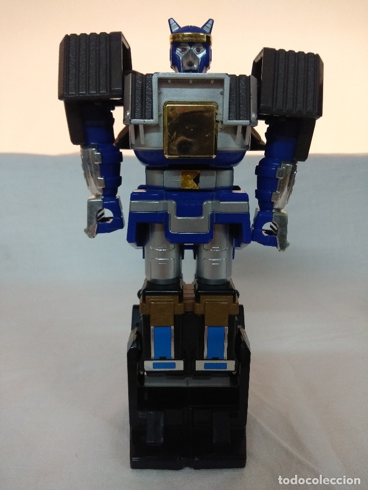Figuras y Muñecos Power Rangers: ROBOT BOOTLEG TRANSFORMERS POWER RANGERS. - Foto 3 - 178927792