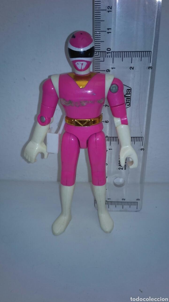 FIGURA DE ACCIÓN TIPO POWER RANGERS TURBO RANGER TURBORANGER (Juguetes - Figuras de Acción - Power Rangers)