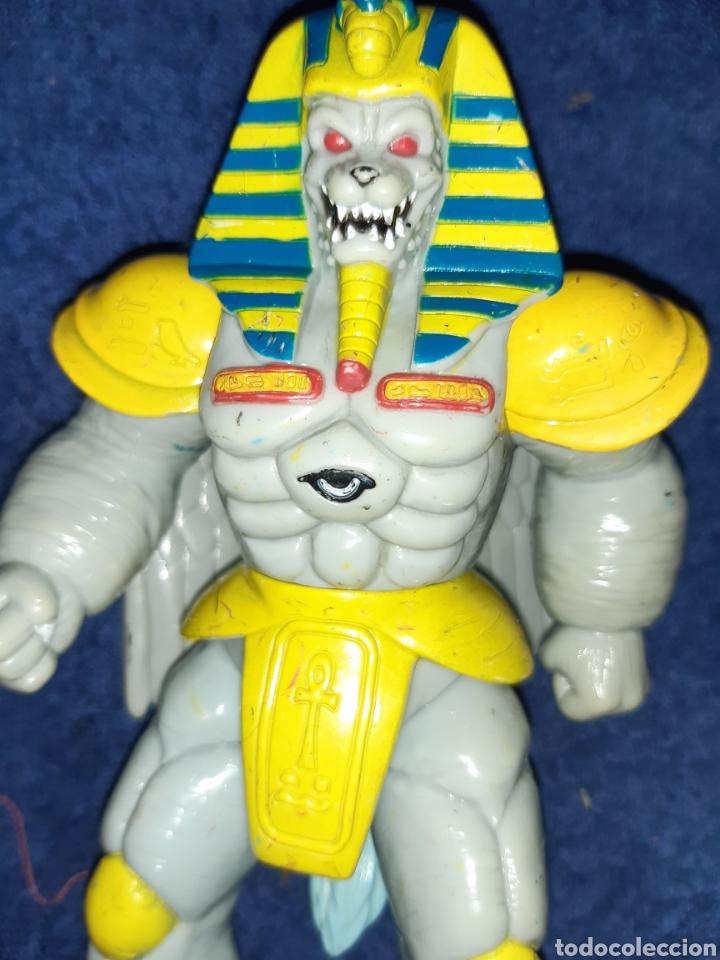 KING SPHINX ALIEN, VILLANO DE LOS POWER RANGERS, BANDAI, 1993 (Juguetes - Figuras de Acción - Power Rangers)