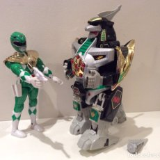 Figuras y Muñecos Power Rangers: DRAGONZORD POWER RANGERS. Lote 180119463