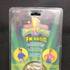 Figuras y Muñecos Power Rangers: POWER RANGERS FM RADIO DE FAMOPLAY. Lote 181521330