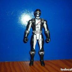 Figuras y Muñecos Power Rangers: MUÑECO FIGURA POWER RANGERS NEGRO. BANDAI. 2005. Lote 181870915