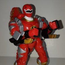 Figuras y Muñecos Power Rangers: POWER RANGER ROJO TRANSFORMER BANDAI 2003. Lote 182483013