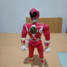 Figuras y Muñecos Power Rangers: POWER RANGERS ROSA BANDAI 93.. Lote 182557068