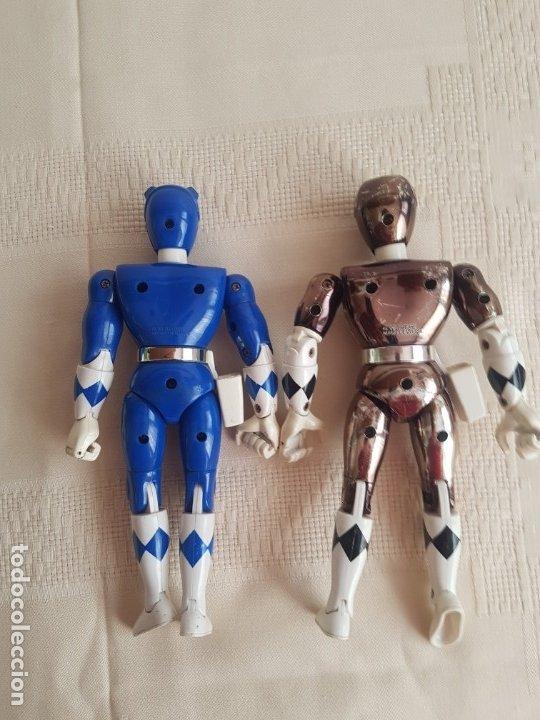 POWER RANGERS BANDAI (Juguetes - Figuras de Acción - Power Rangers)