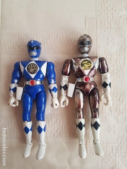 Figuras y Muñecos Power Rangers: Power rangers bandai - Foto 3 - 182664856