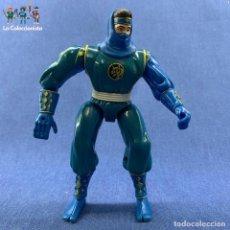Figuras e Bonecos Power Rangers: POWER RANGERS NINJA AZUL - BILLY - LOBO - BANDAI 1995 - KARATE ACTION. Lote 183298003