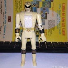 Figuras y Muñecos Power Rangers: ANTIGUA FIGURA DE POWER RANGERS CON CABEZA INTERCAMBIABLE COMPLETAMENTE ARTICULADO BANDAI 1993 FF1. Lote 183445798