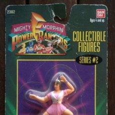 Figuras y Muñecos Power Rangers: MIGHTY MORPHIN POWER RANGERS - FIGURA PVC BANDAI 1994 - M.O.C.. Lote 183614322
