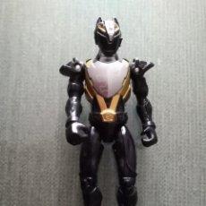 Figuras y Muñecos Power Rangers: FIGURA POWER RANGERS LOBO NEGRO 2008 BANDAI -. Lote 183956361
