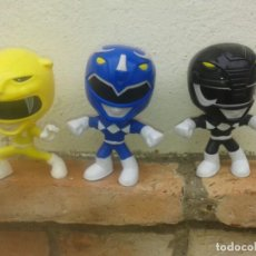 Figuras y Muñecos Power Rangers: POWER RANGERS FIGURAS BURGER KING. Lote 184343925