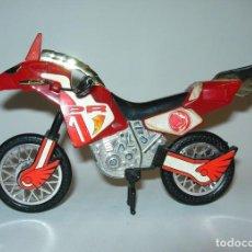 Figuras y Muñecos Power Rangers: POWER RANGERS MOTO BANDAI 94 ROJA . Lote 184728900
