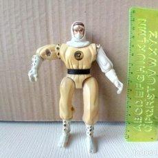 Figuras y Muñecos Power Rangers: FIGURA POWER RANGER NINJA BLANCO-BANDAI-1995-VER FOTOS. Lote 185057991