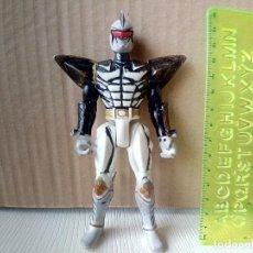 Figuras y Muñecos Power Rangers: FIGURA POWER RANGER BLANCO-BANDAI-2003-VER FOTOS. Lote 185080913