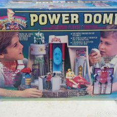 Figuras y Muñecos Power Rangers: PRECIOSO PLAYSET POWER DOME POWER RANGERS BANDAI. NUEVO SIN ABRIR. Lote 187096563