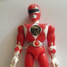 Figuras y Muñecos Power Rangers: POWER RANGERS ROJO. Lote 189474093